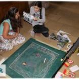 Museumsworkshop: Kreideanimation von Medienpotpourri 2014