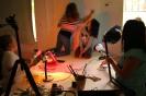 Workshop: Schatten und Licht! Alles rund um´s Thema Lichtfarben. Hier muss ganz genau hingeschaut und entdeckt werden. Wir probieren faszinierende Schattenexperimente und kleine Animationen mit Licht aus. Mit Handy, Kamera oder Tablet!