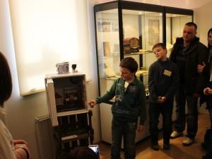 Präsentation Museobilbox