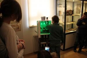 Präsentation der Museobilbox