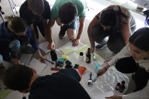 Medienpotpourri: Fotografieworkshop zum Thema Recycling
